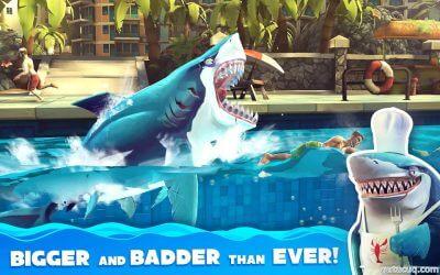 Hungry Shark World ekran görüntüsü