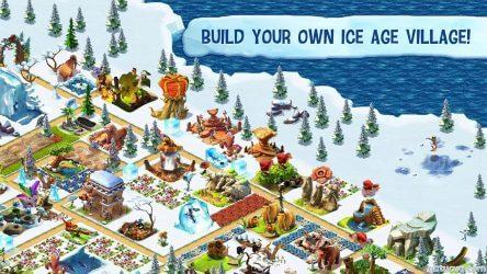 Ice Age Village ekran görüntüsü
