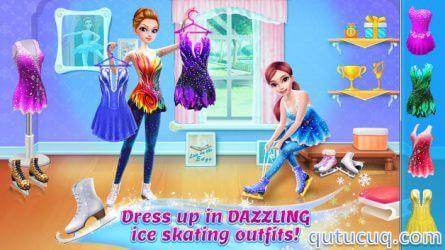 Ice Skating Ballerina ekran görüntüsü