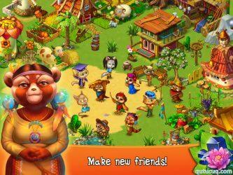 Island Village ekran görüntüsü