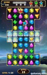 Jewels Star 3 ekran görüntüsü