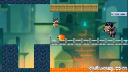Jungle Man Adventure on Island ekran görüntüsü