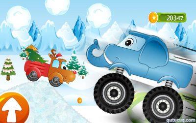 Kids Car Racing ekran görüntüsü