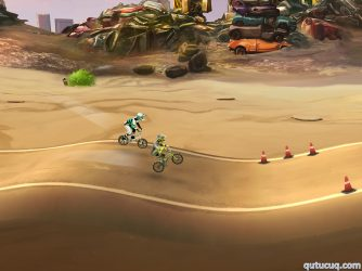 Mad Skills BMX 2 ekran görüntüsü