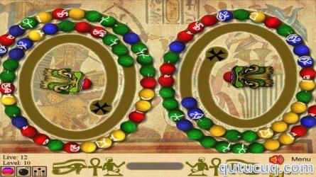 Marble Blast of Egypt ekran görüntüsü
