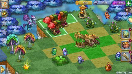 Merge Dragons! ekran görüntüsü