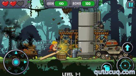 Metal Shooter: Super Commando ekran görüntüsü