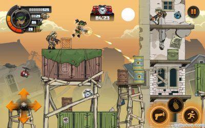 Metal Soldiers 2 ekran görüntüsü