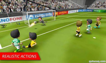 Mobile Soccer League ekran görüntüsü