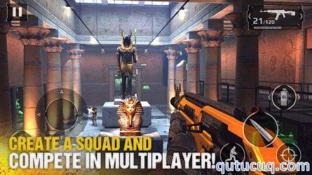 Modern Combat 5 ekran görüntüsü