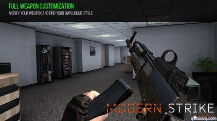 Modern Strike Online ekran görüntüsü