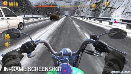 Moto Racing Rider ekran görüntüsü