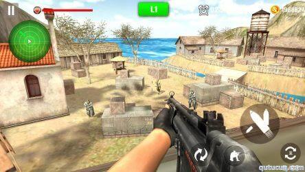 Mountain Shooting Sniper ekran görüntüsü
