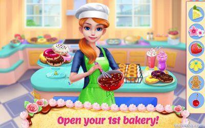 My Bakery Empire ekran görüntüsü