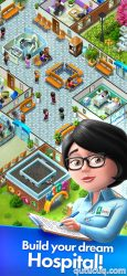My Hospital: Build and Manage ekran görüntüsü