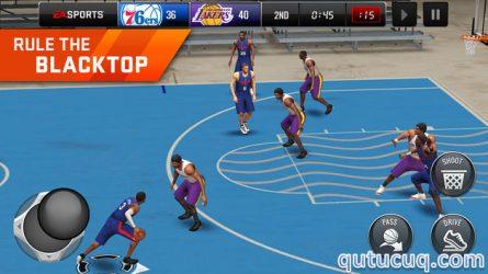 NBA LIVE Mobile Basketball ekran görüntüsü