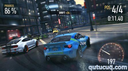 Need for Speed No Limits ekran görüntüsü