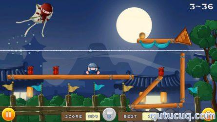 Ninja Defense: Revenge ekran görüntüsü