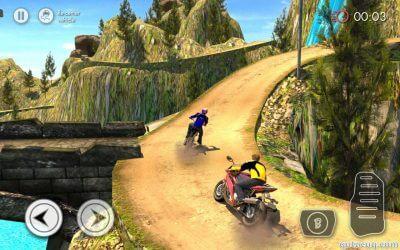 Offroad Bike Racing ekran görüntüsü