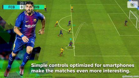eFootball PES 2020 ekran görüntüsü