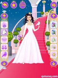 Wedding Dress Up ekran görüntüsü