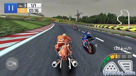 Real Bike Racing ekran görüntüsü