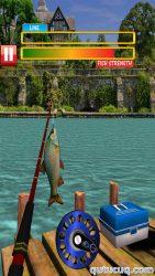 Real Wild Fishing Ace: Catch Paradise ekran görüntüsü
