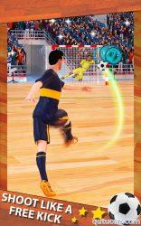 Shoot Goal – Futsal Indoor Soccer ekran görüntüsü
