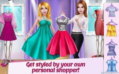 Shopping Mall Girl ekran görüntüsü