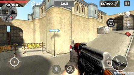 Sniper Strike Shoot Killer ekran görüntüsü