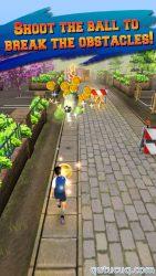 Soccer Runner ekran görüntüsü