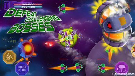 Space Defense ekran görüntüsü
