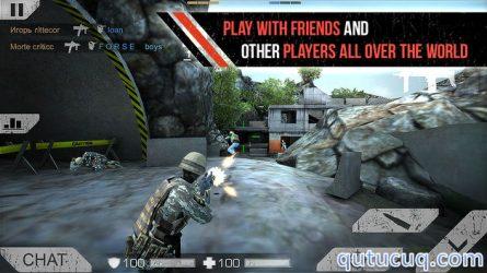 Standoff Multiplayer ekran görüntüsü