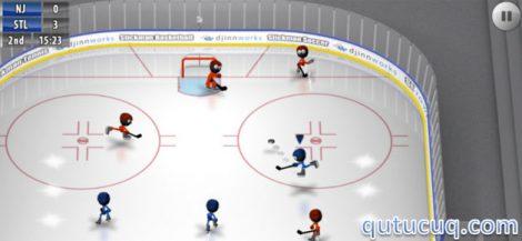 Stickman Ice Hockey ekran görüntüsü