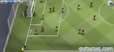 Stickman Soccer ekran görüntüsü