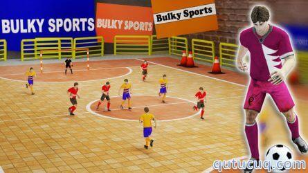 Street Soccer – Futsal 2019 ekran görüntüsü