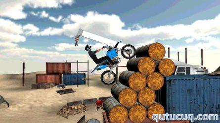 Stunt Challenge ekran görüntüsü