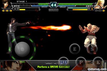 The King of Fighters-A ekran görüntüsü