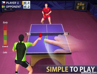 Table Tennis ekran görüntüsü