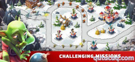 Toy Defense Fantasy ekran görüntüsü