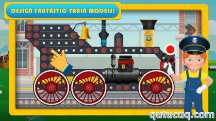 Train Simulator & Maker ekran görüntüsü