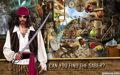 Treasure Island ekran görüntüsü