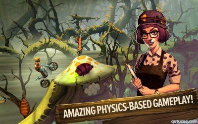 Trials Frontier ekran görüntüsü