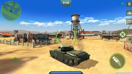 War Machines ekran görüntüsü