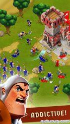 War of Empires: Clash of the Best ekran görüntüsü