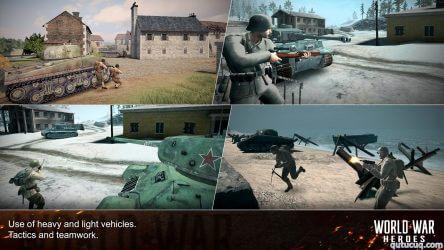 World War Heroes: WW2 ekran görüntüsü