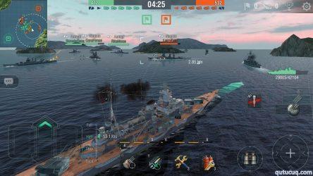 World of Warships Blitz ekran görüntüsü