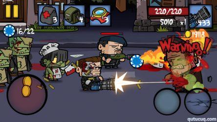 Zombie Age 2: Survival Rules ekran görüntüsü