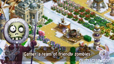 Zombie Castaways ekran görüntüsü