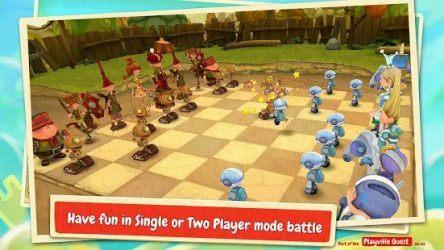 Тoon Clash Chess ekran görüntüsü